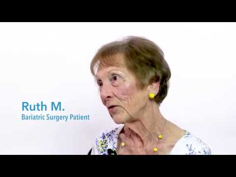 Weight Management Patient Testimonials: Ruth M.