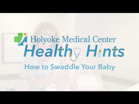 Healthy Hints: How to Swaddle Your Baby